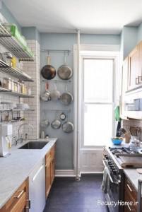 شیک ترین چیدمان در آشپزخانه ها
