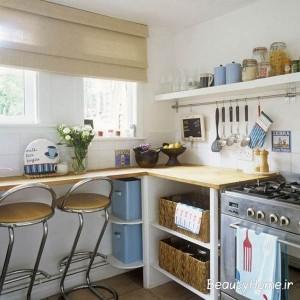 جدیدترین آشپزخانه کوچک