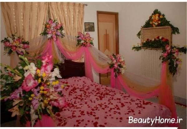 جدیدترین تزیینات اتاق عروس