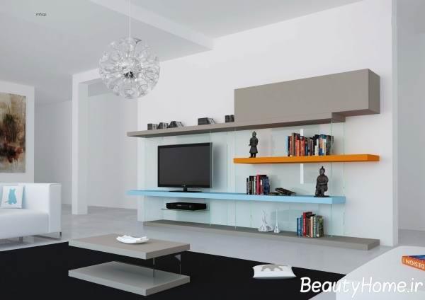 جذاب ترین میز تلویزیون ها