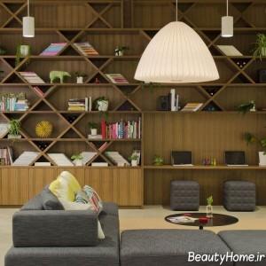 کتابخانه های قابل حمل شیک
