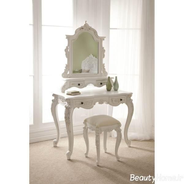 میز آرایش مدرن و زیبا