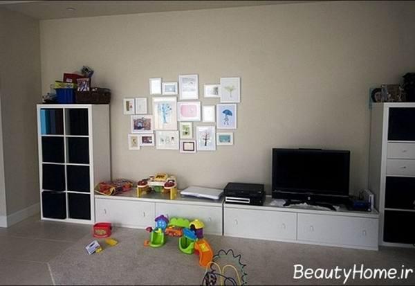 تزیین خانه با وسایل دور ریختنی