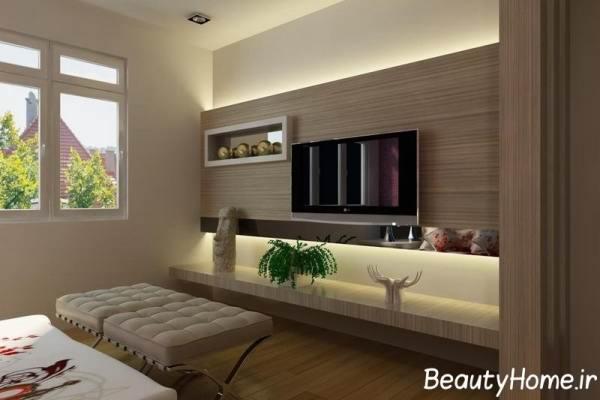 میز تلویزیون برای خانه های بزرگ