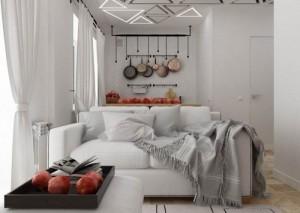 مبلمان مناسب خانه های کوچک