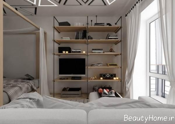 ایده های طراحی خانه های کوچک