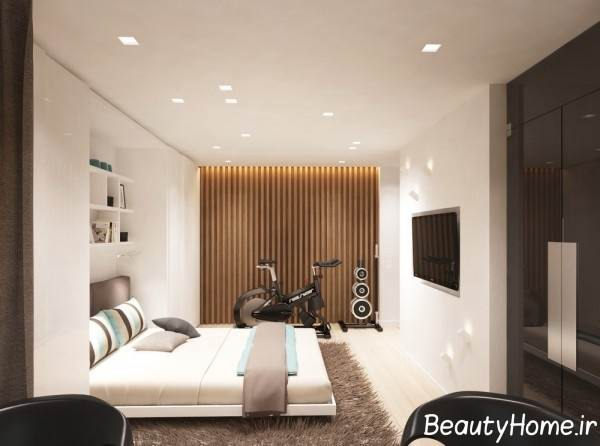 دکوراسیون کامل اتاق خواب