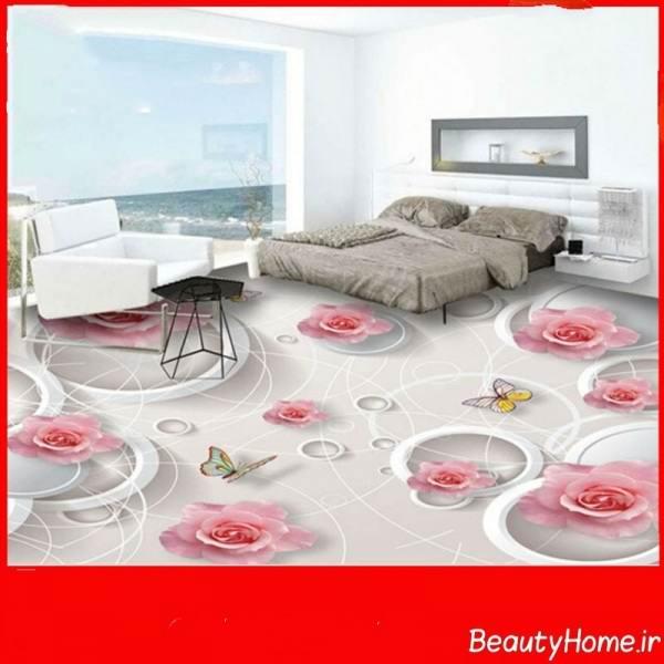 جدیدترین کف پوش اتاق خواب