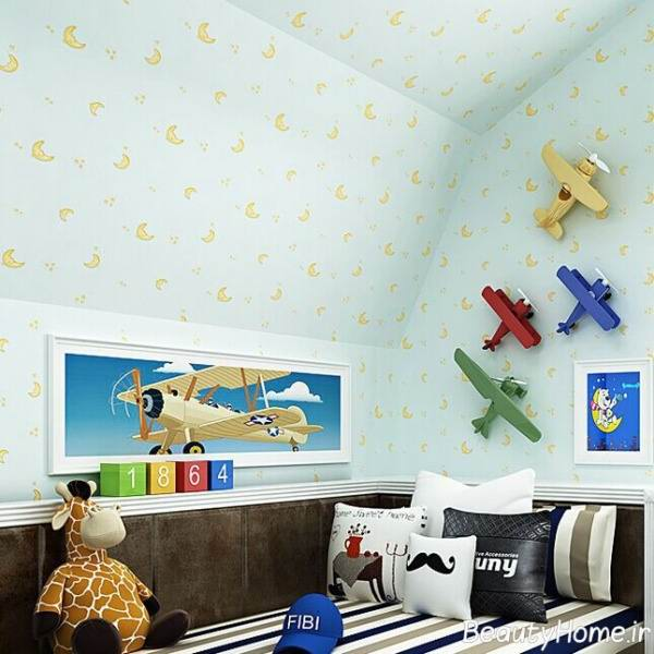 Wallpaper New For Children's Rooms (2)