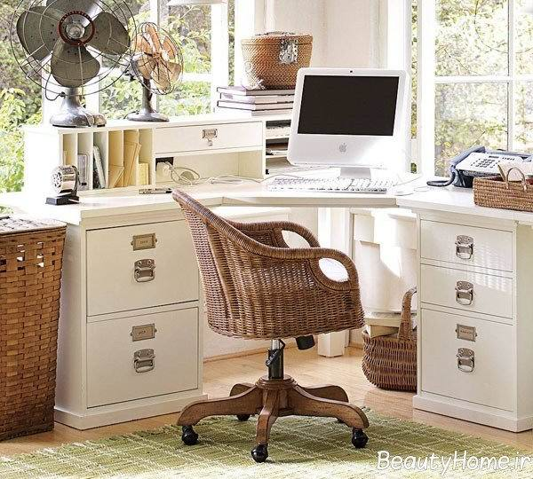 انواع طراحی میز مطالعه