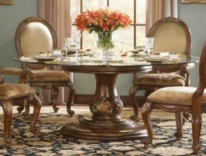 میز ناهار خوری شیک چوبی
