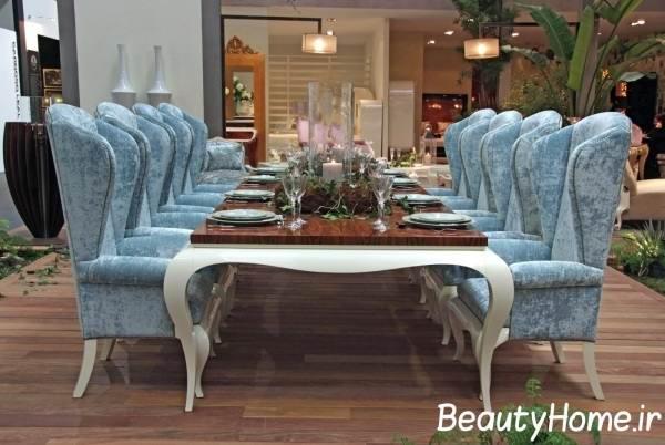میز ناهار خوری سلطنتی