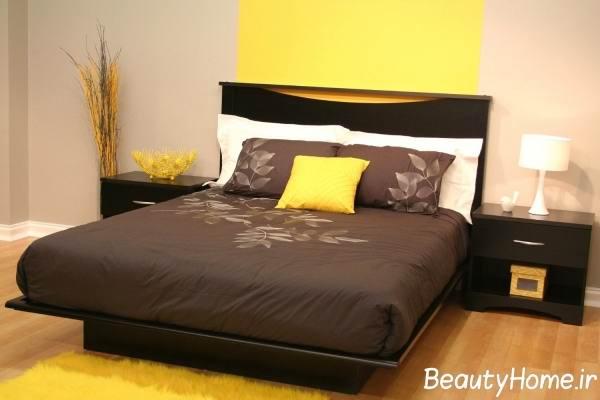 مدل های تخت خواب کوچک 2 نفره
