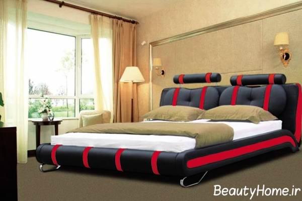 طراحی های متنوع تخت خواب دو نفره