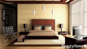 مدرن ترین تخت خواب دو نفره