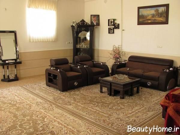 دکوراسیون منزل ایرانی سنتی