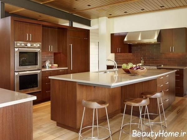 شیک ترین دکوراسیون های آشپزخانه