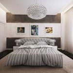 مدل های لوستر بزرگ اتاق خواب