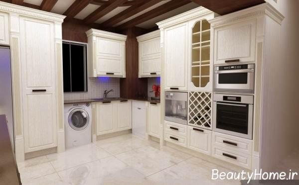 ئکوراسیون داخلی آشپزخانه مدرن