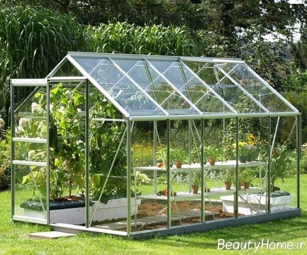 چگونگی عملکرد گلخانه های خانگی