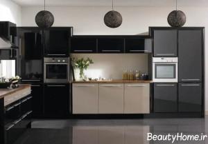 ساده ترین مدل های کابینت فلزی برای آشپزخانه های مدرن