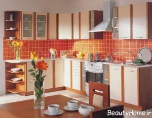 نمونه کابینت های فلزی برای آشپزخانه های کوچک