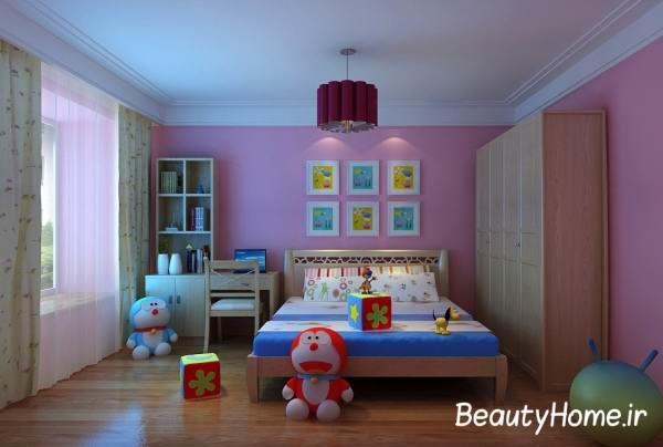فاکتورهای مهم در طراحی اتاق خواب دخترانه