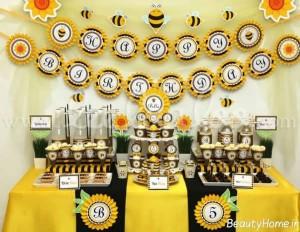 تم تولد دخترانه زنبوری