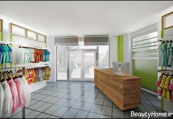 دکوراسیون داخلی مغازه با طرح های متنوع و زیبا