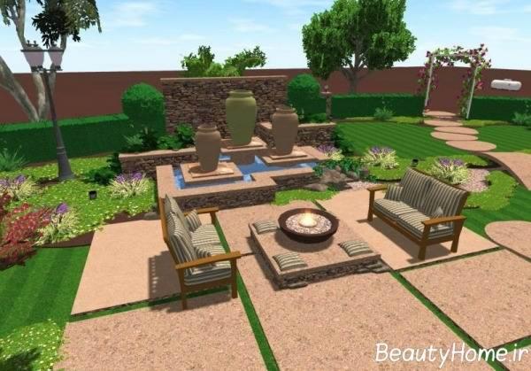 فاکتورهای مهم در طراحی فضای سبز