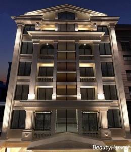مزیت نورپردازی نمای خارجی ساختمان ها