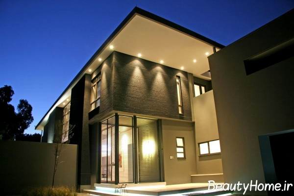 اهمیت نورپردازی در نمای خارحی منازل