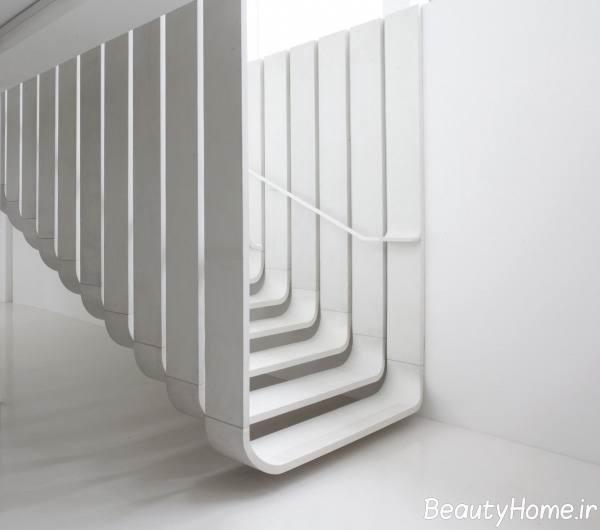 مدل راه پله