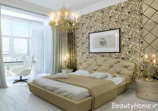 مدل چیدمان اتاق خواب مدرن