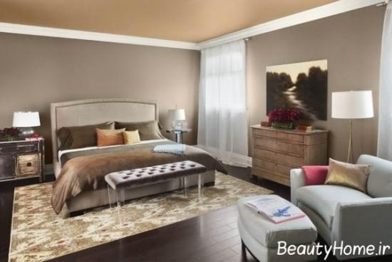 نحوه چیدمان کمد دیواری در اتاق خواب های مدرن