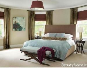 نمونه چیدمان های زیبا از اتاق خواب های زیبا