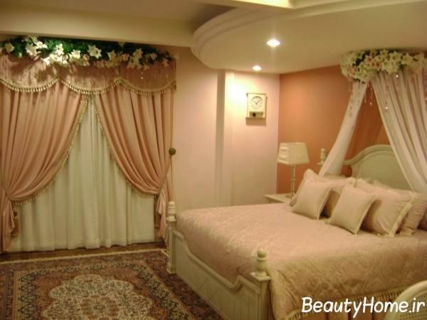 جدیدترین ایده های دکوراسیون اتاق خواب عروس و داماد