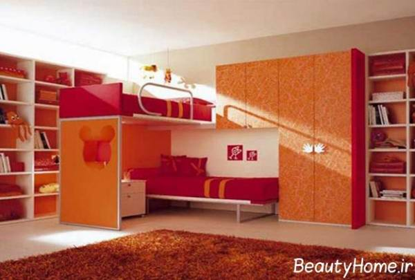 بهترین ترین رنگ برای اتاق خواب کودک دختر