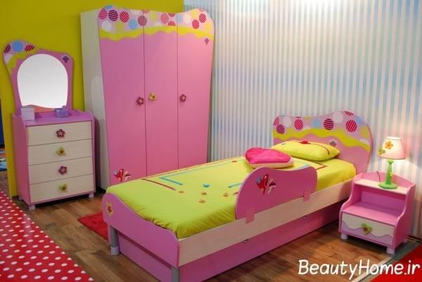 مضرات استفاده از رنگ قرمز برای اتاق خواب کودک