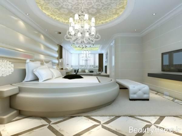 نمونه اتاق خواب های مدرن