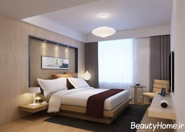 ایده های طراحی اتاق خواب لوکس