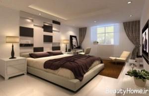 اهمیت رنگ ها در طراحی اتاق خواب