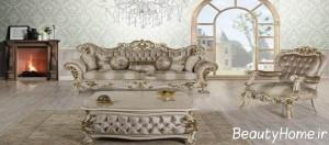 شیک ترین نمونه مبلمان سلطنتی برای خانه های مدرن