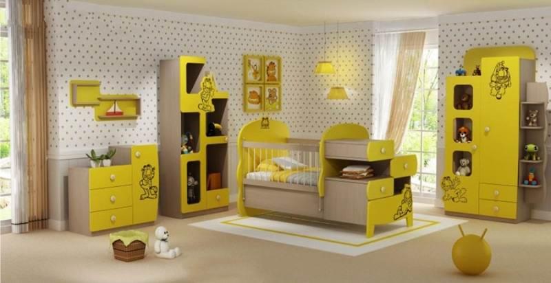 ایده های طراحی سرویس خواب پسرانه