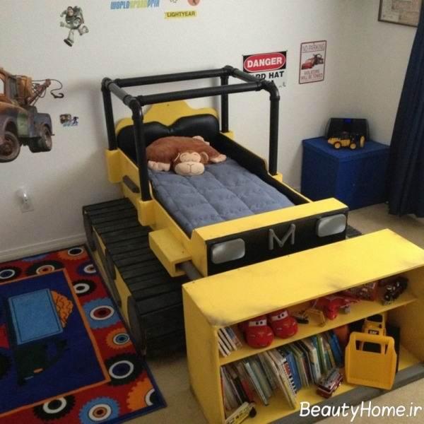 دکوراسیون اتاق خواب کودک با ایده های جذاب و زیبا