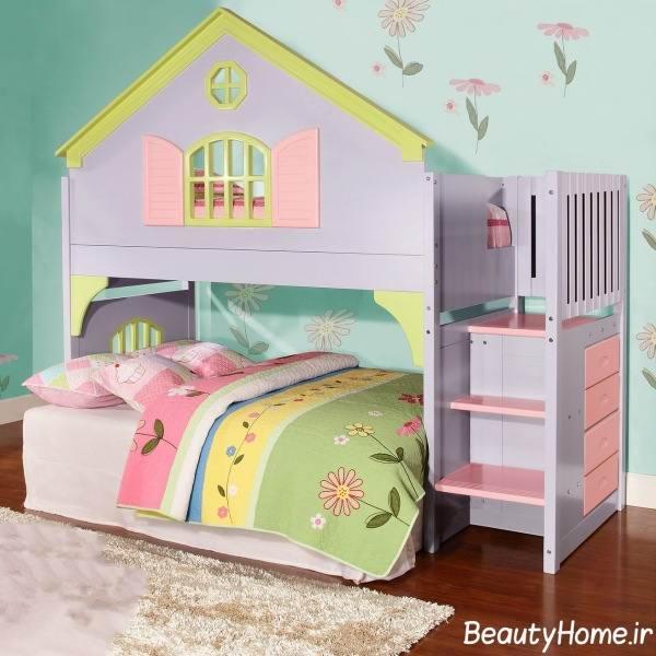 مدل های متنوع از سرویس خواب های کودکانه