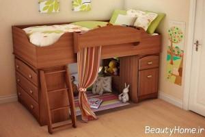ایده های طراحی اتاق خواب کودک با سرویس خواب های زیبا