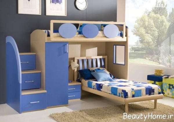 مدرن ترین سرویس خواب اتاق کودک
