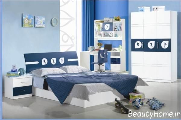 اهمیت رنگ ها در انتخاب سرویس خواب اتاق کودک