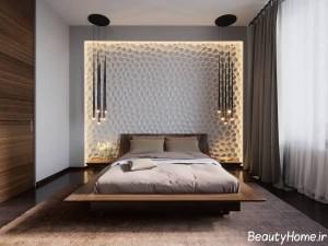 نورپردازی اتاق خواب با کمک ایده های خلاقانه و متفاوت